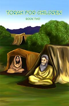 Torah for Children - Book 2 (10 pack)