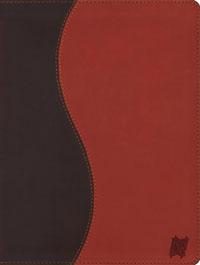 The Scriptures, Duotone Brown & Tan
