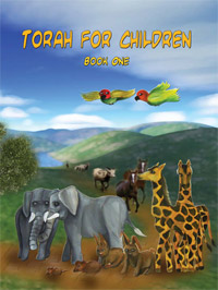 Torah for Children - Book 1 (5 pack)